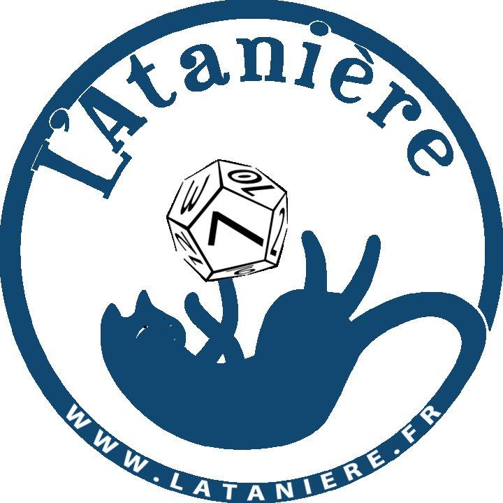 L'Atanière - logo 2010 - jeux- Toulon - L'Atanière