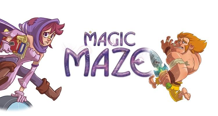 Magic Maze - illustration