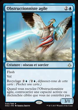 Age de la Destruction - Obstructionniste agile - L'Atanière -Toulon