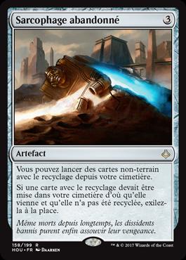 Age de la Destruction - Sarcophage Abandonné - L'Atanière -Toulon