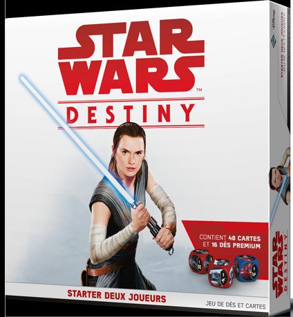 Star Wars Destiny Starter 2 joueurs