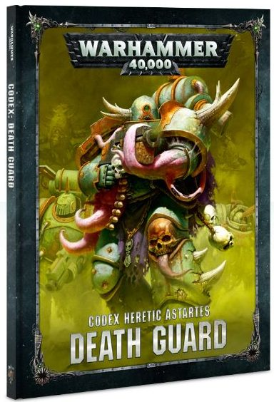 Death Guard - codex