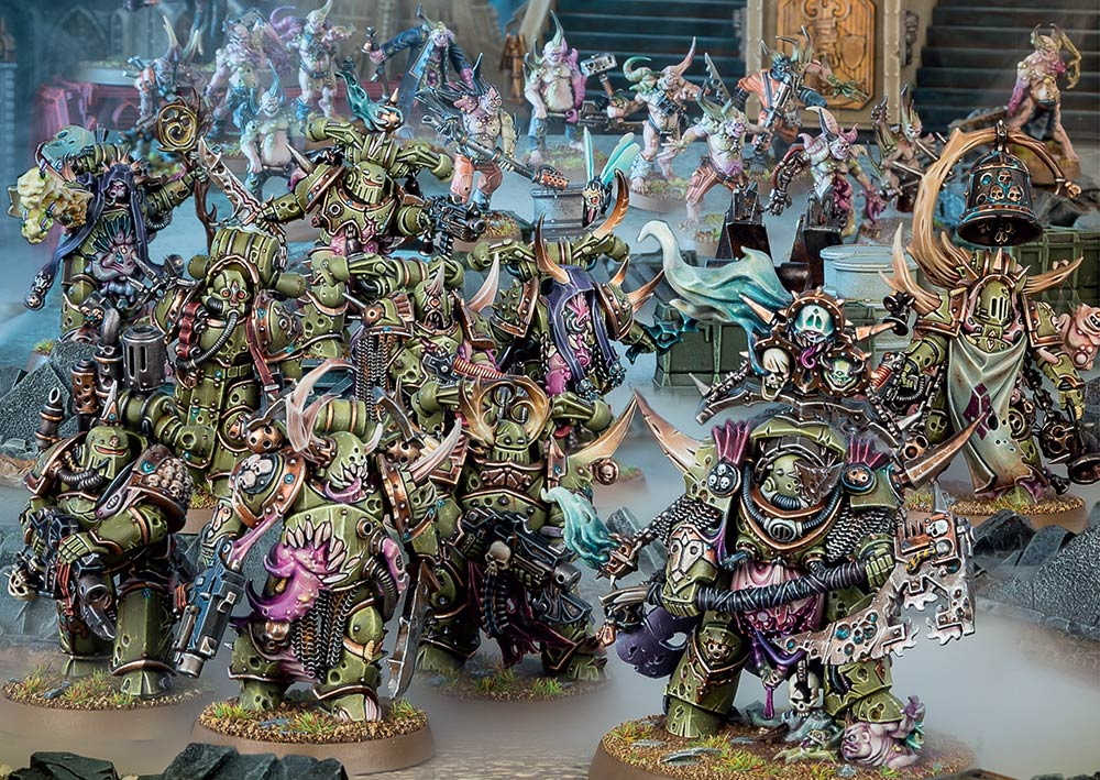Death Guard - pics