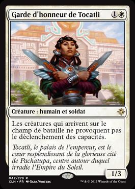 Ixalan - Garde d'honneur de Tocatli - Magic - Toulon - L'Atanière