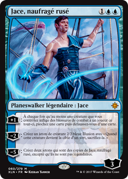 Ixalan - Jace, explorateur rusé - Magic - Toulon - L'Atanière