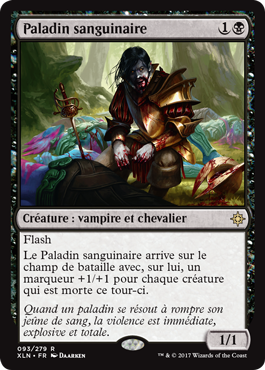 Ixalan - Paladin sanguinaire - Magic - Toulon - L'Atanière