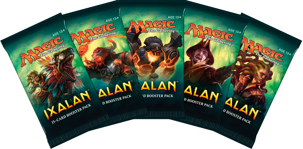 Ixalan boosters Magic Toulon L Ataniere