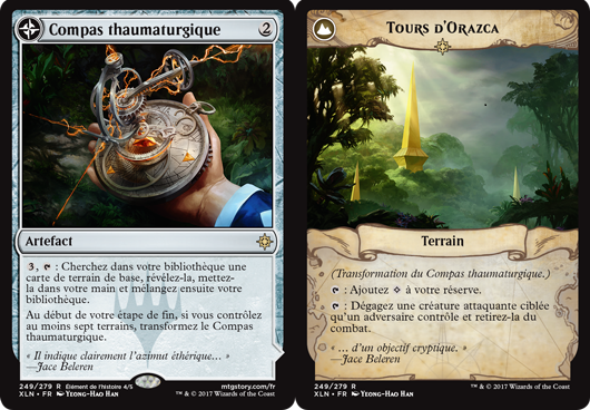 Carte Au Tresor Magic.Avant Premieres Ixalan Focus Sur Les Nouvelles Mecaniques