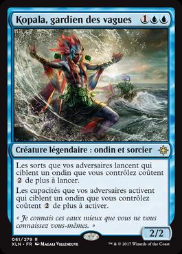 Ixalan - Kopala, Gardien des vagues - Magic -Toulon - L'Atanière