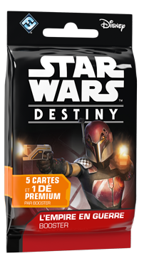Star wars destiny booster l'empire en guerre