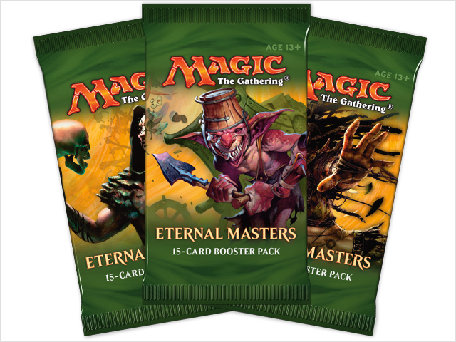 Eternal Masters - boosters - Magic - jeux - Toulon - L'Atanière