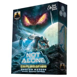 Not Alone Exploration boite jeux toulon l'ataniere