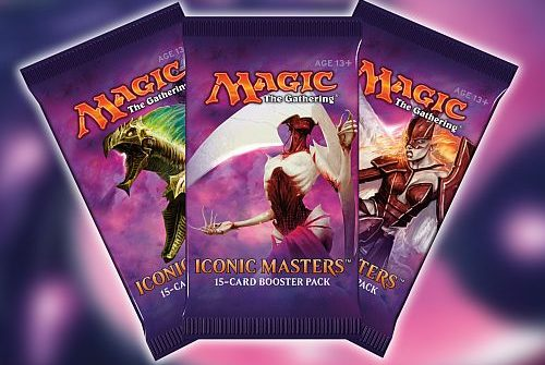 iconic masters boosters-jeux-Toulon-L-Ataniere