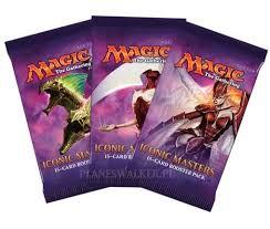 Iconic Masters - boosters - Magic - jeux -Toulon - L'Atanière