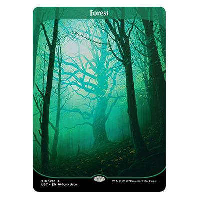 Forêt Unstable - Magic - jeux - Toulon - L'Atanière