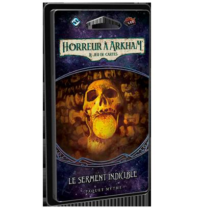 Le Serment Indicible - Horreur à Arkham - jeu de cartes - jeux - Toulon - L'Atanière