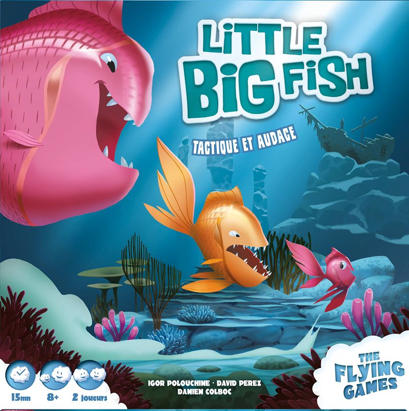 little big fish boite jeux Toulon L Ataniere