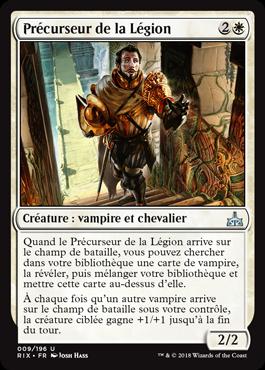 Précurseur de la Légion - Les Combattants d'Ixalan - Magic - jeux - Toulon - L'Atanière
