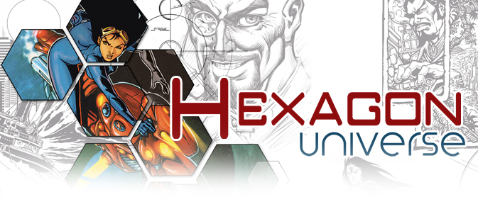 Hexagon Universe - bandeau - jdr - jeux - Toulon - L'Atanière