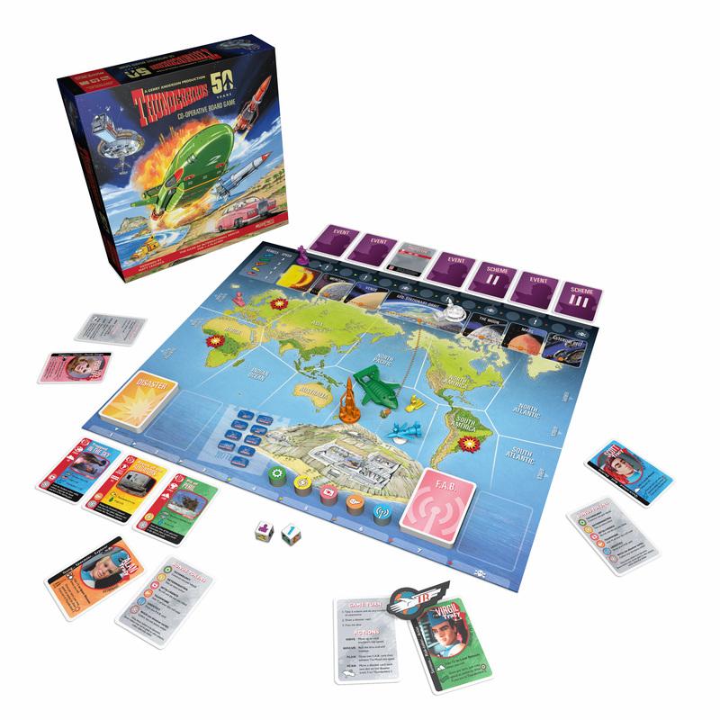 Thunderbirds - contenu - jeux - Toulon - L'Atanière