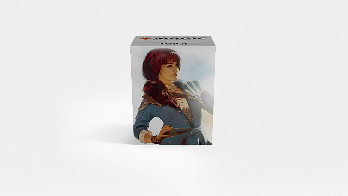 Djoira - deck box - Magic - jeux - Toulon - L'Atanière