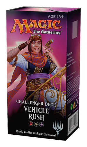 Challenger Deck Mardu - Vehicle rush - Magic - jeux - Toulon - L'Atanière