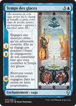 Temps des glaces - Dominaria - Magic - jeux - Toulon - L'Atanière