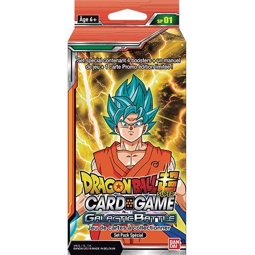 Dragon Ball Super Special Pack 1 jeux Toulon L'Ataniere