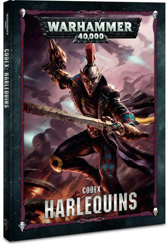 Codex Harlequins 2018 jeux Toulon L'Ataniere