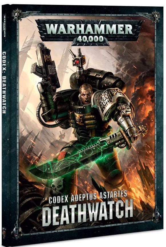 Deathwatch 2018 Codex jeux Toulon L'Ataniere