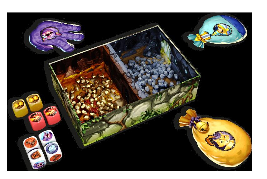 Troll et Dragon - contenu - jeux - Toulon - L'Atanière