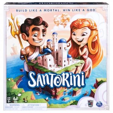 Santorini boite jeux Toulon L'Atanière