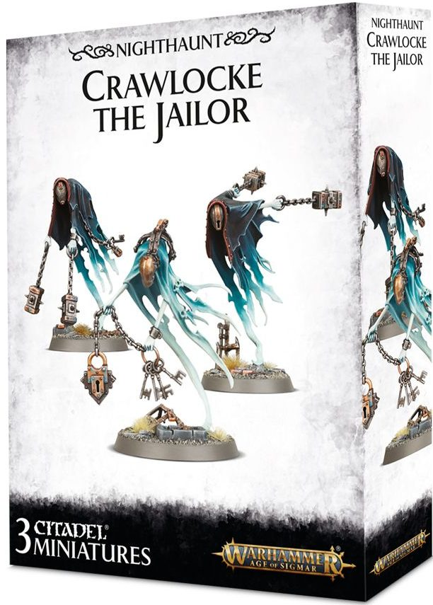 AOS Stormcast crawlocke the jailor jeux Toulon L'Ataniere