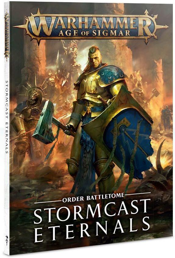 AOS Stormcast Battletome jeux Toulon L'Ataniere