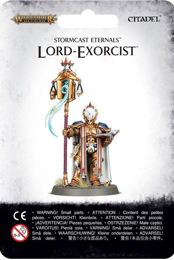 AOS Stormcast lord exorcist jeux Toulon L'Ataniere
