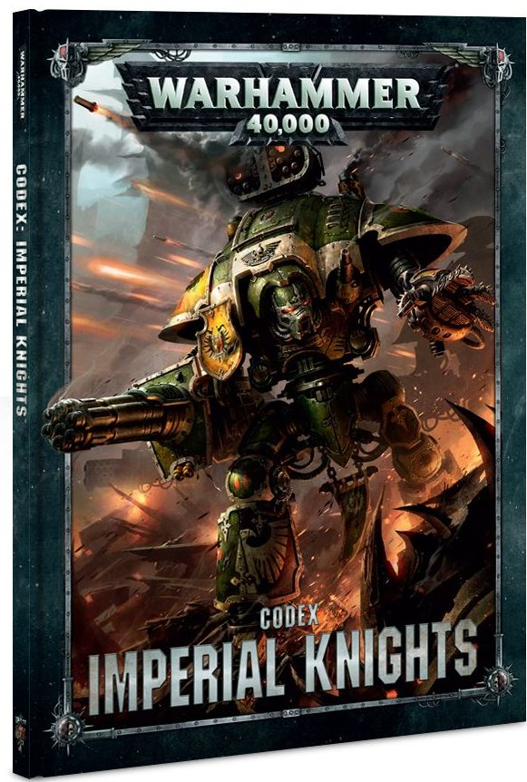 Imperial Knights 2018 Codex jeux Toulon L'Ataniere