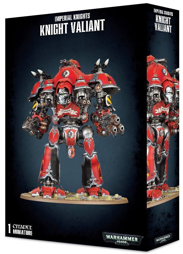 Imperial Knights 2018 Knight Valiant jeux Toulon L'Ataniere