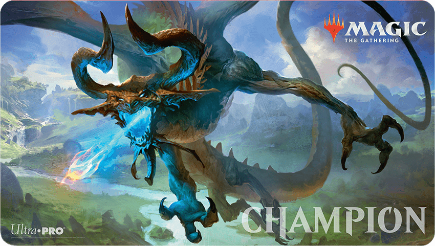 Nicol, Bolas the Ravager - M19 - champion - playmat - Magic - jeux - Toulon - L'Atanière