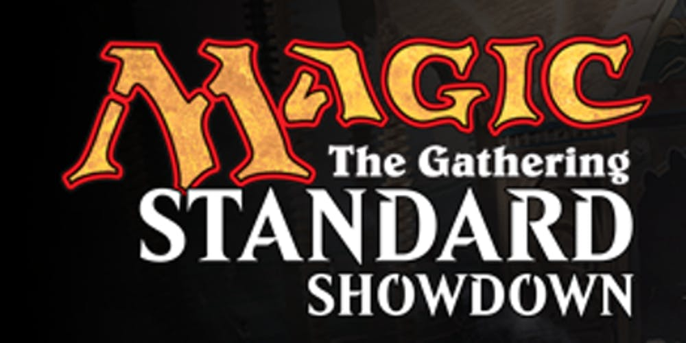 Standard Showdown - tournoi Magic - jeux - Toulon - L'Atanière