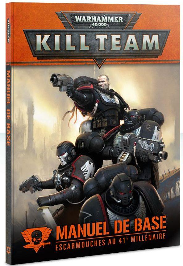 kill team manuel de base jeux Toulon L'Ataniere