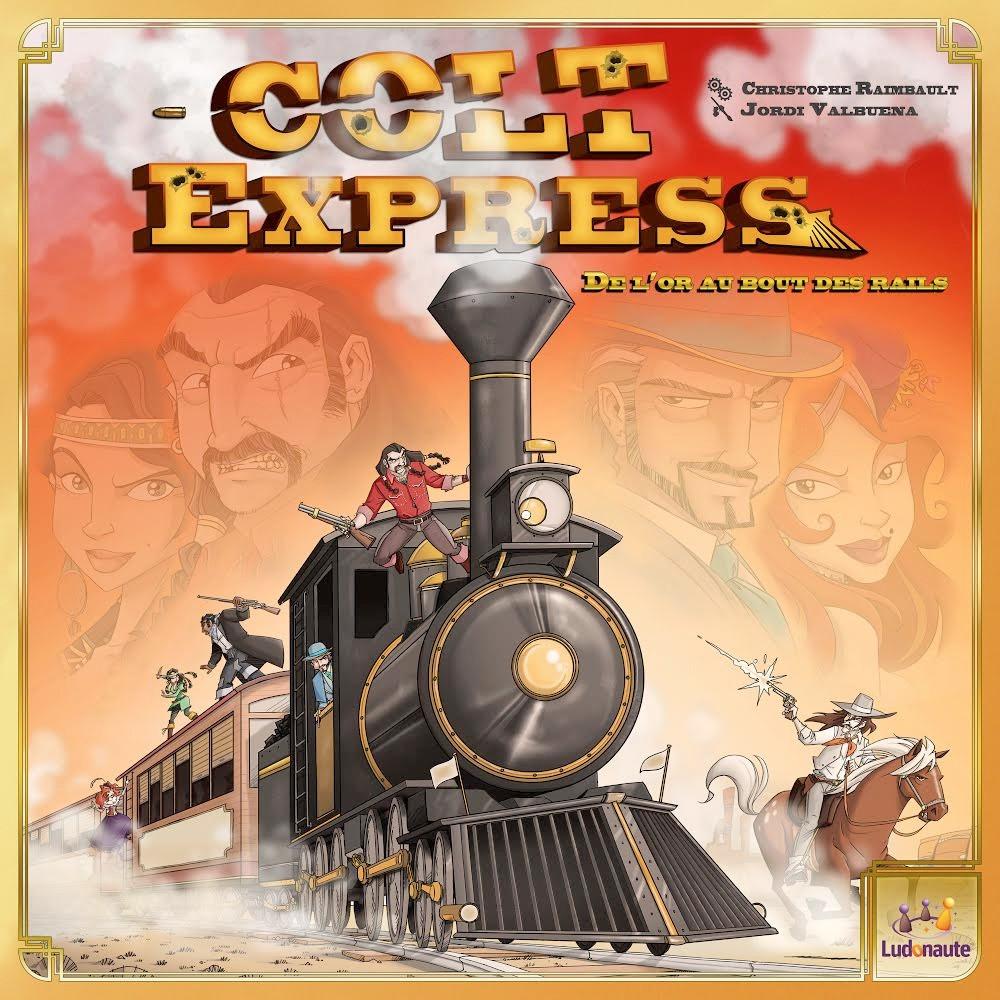 Colt express jeux Toulon L'Ataniere