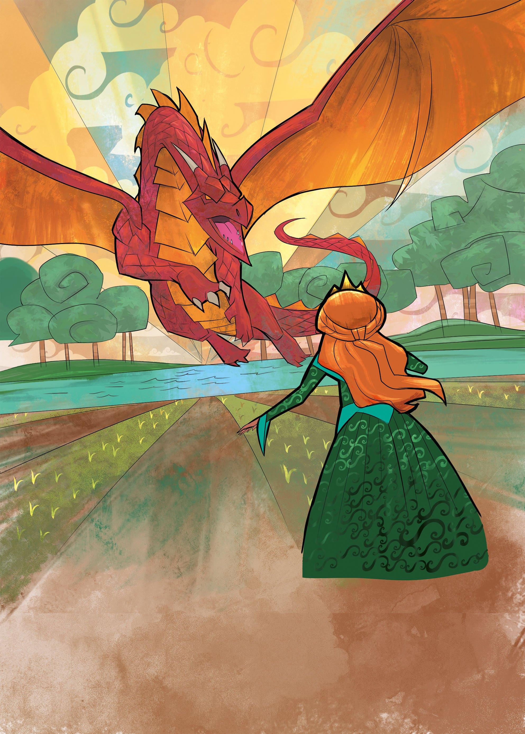 Fairy Tile illustration jeux toulon l'ataniere