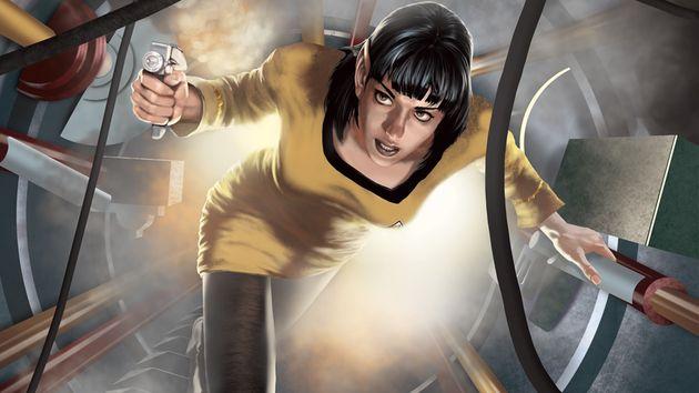 Star Trek : Adventures - jdr - jeux - Toulon - L'Atanière