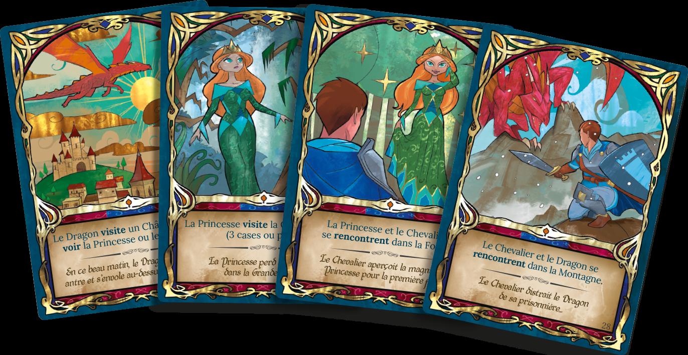 Fairy Tile cartes jeux Toulon L'Atanière