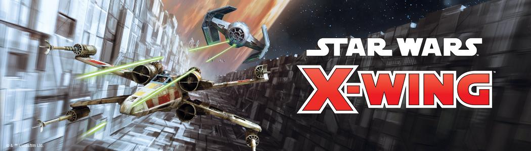 Star Wars X-Wing 2.0 - banner - jeux - Toulon - L'Atanière