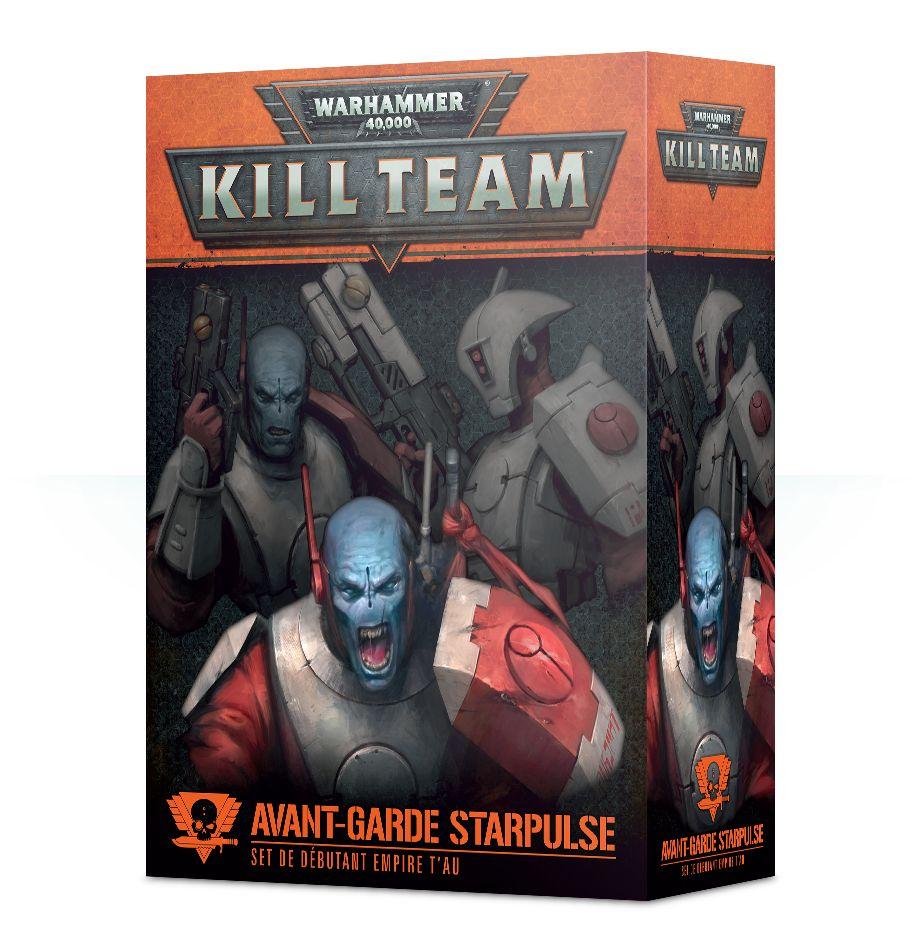 Kill Team vague Octobre 2018 avant garde starpulse jeux Toulon L'Ataniere