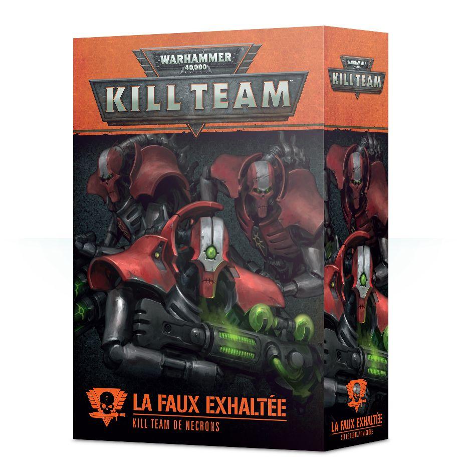 Kill Team vague Octobre 2018 faux exhaltée jeux Toulon L'Ataniere