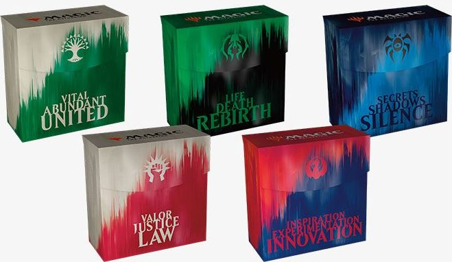 Les Guildes Ravnica - packs d'AP - Magic -jeux -Toulon - L'Atanière