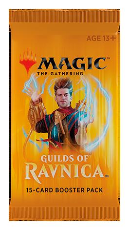 Guildes de Ravnica Booster Izzet GRN - Magic - jeux - Toulon - L'Atanière