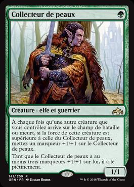 Collecteur de peaux - GRN - Magic - jeux - Toulon - L'Atanière